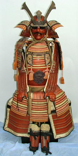 甲冑 (現代製) 刃