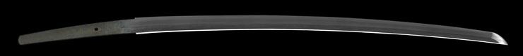 南 満織鍛造之 フ757(満鉄刀)刃