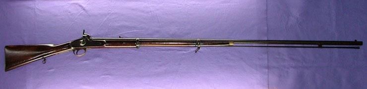 長銃身135.0cm エンフィールド銃(イギリス)写真