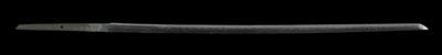 wakizashi [(Kikumon) raijo iga_no_kami fujiwara kinmichi nihon-kaji-sosho] (5 generations) (Sakaba-tou) [Sword cane] (zatoichi stick)thumb