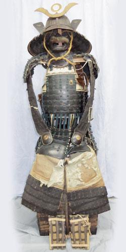 時代甲冑刃