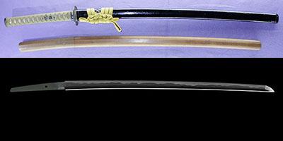 刀 和泉守兼重(新刀 上々作)(業物)thumb
