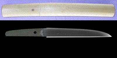 短刀 奥州仙台住国包(保昌伝)(新々刀)thumb