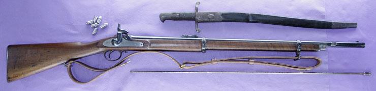 エンフィールド銃(イギリス)写真