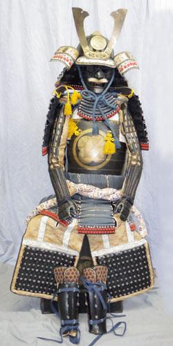 甲冑(現代製)刃