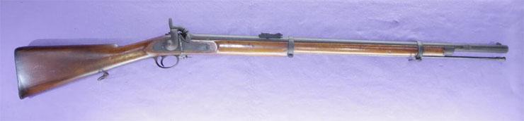 エンフィールドライフル銃(イギリス)写真