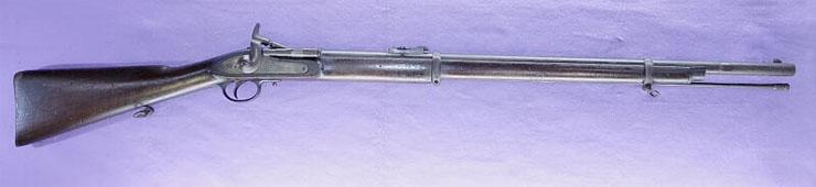 後装内火式銃  スナイダーライフル銃(SNIDER)(イギリス)写真