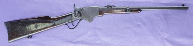 スペンサー カービン銃(Spencer carbine)(アメリカ)写真